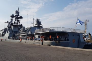 Межвидовые учения Северного флота на Таймыре пройдут в три этапа