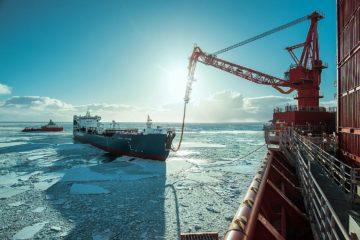 Добыча нефти на шельфе Арктики составит 205 миллионов тонн до 2040 года