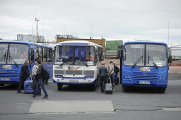 С 29 августа отменяется централизованная доставка пассажиров из аэропорта Норильск