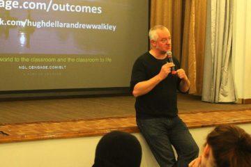 Таймыру передал привет всемирно известный преподаватель из Великобритании