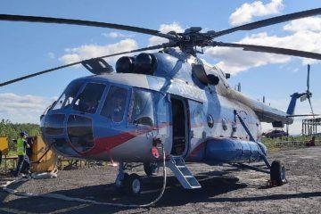 «Норильск Авиа» получила два новых вертолета