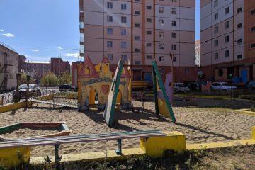 Вандализм на детских площадках в Норильске достиг небывалого размаха