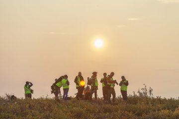 Охота на железных птиц: в аэропорту Норильск прошел споттинг