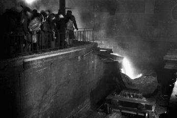 В декабре 1949 года на Медном заводе выплавили первый металл