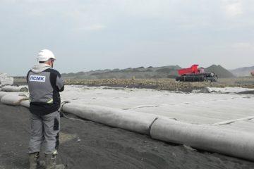 В Норильске строят новый полигон для промышленных отходов