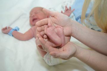 В июле в Норильске родились две пары близнецов