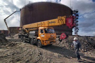 Демонтаж аварийного резервуара на ТЭЦ-3 никак не скажется на теплоснабжении Норильска