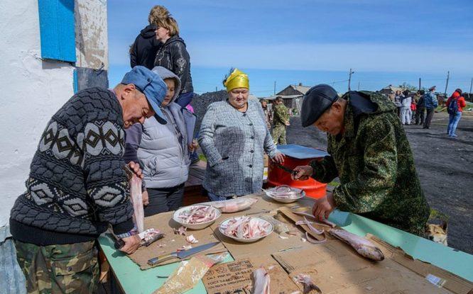 На Таймыре выбрали лучших рыбаков и промысловиков