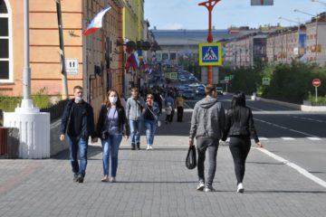 С 10 августа в Красноярском крае снимут ряд ограничений