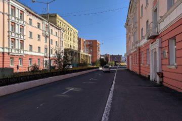 Маршрут №11: улица-реликвия Севастопольская