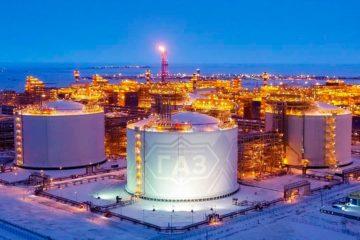 Предприятия Арктики хотят перевести на сжиженный природный газ