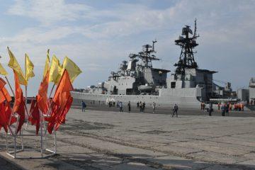 Корабли Северного флота открыли для экскурсий
