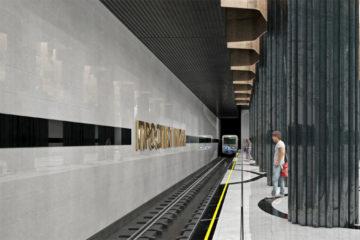 Строительство метро в Красноярске хотят возобновить в 2022 году