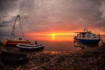 Большая Норильская экспедиция высадилась на берегу Карского моря