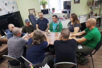 Волонтеры «Заповедников Таймыра» подвели итоги полевого сезона