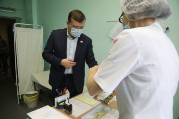 В Норильске продолжается вакцинация от гриппа