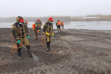 К ликвидации последствий ЧС в Норильске приступил третий отряд волонтеров