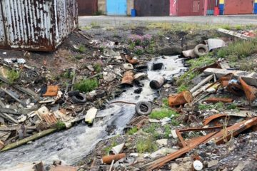 400 тонн мусора вывезли с несанкционированной свалки в Норильске