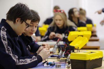 «Норникель» запустил марафон для будущих изобретателей