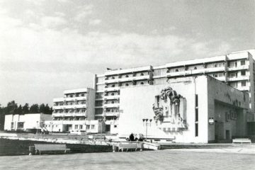 В 1985-м первых норильчан приняла новая здравница комбината – «Озеро Белое»
