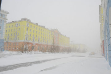 СФУ поможет Норильску бороться со снеговыми заносами