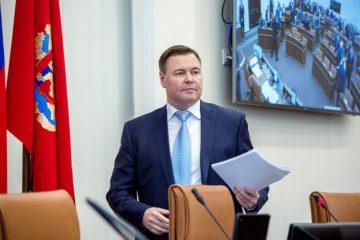 Дмитрий Свиридов предложил построить дорогу на Таймыр