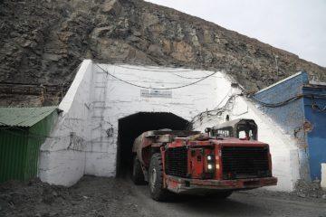 На руднике «Заполярный» закончили ремонт подземного гаража для самоходной техники