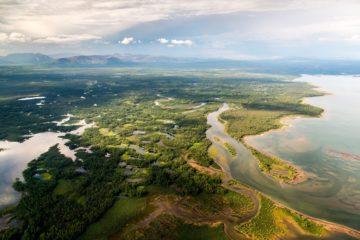 Ученые выяснили, как сибирские реки влияют на климат Заполярья