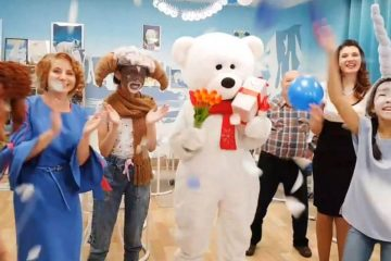 На день рождения «Белого мишки» пришли 70 тысяч виртуальных гостей