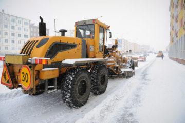 Норильские депутаты недовольны зимним содержанием улиц и дорог