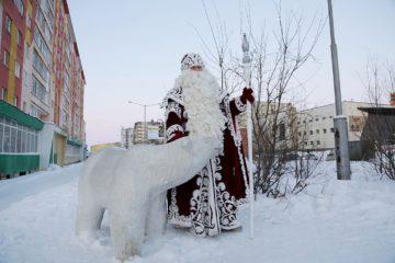 Норильчане и таймырцы могут стать Дедами Морозами