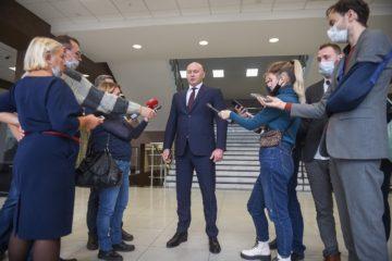 Николай Уткин ответил на вопросы по итогам совещания комитетов Совета Федерации