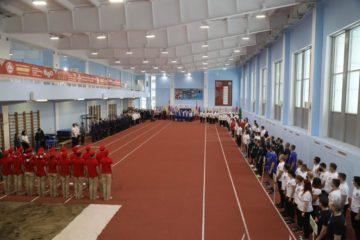 Норильские силовики состязаются в спорте и творчестве
