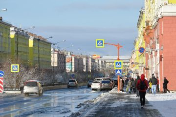 Красноярский край в лидерах по зарплате в Сибири