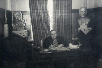 «Учительская газета» в 1957-м опубликовала очерк «В далеком Заполярье»