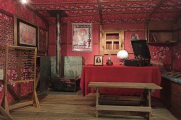 Красный чум стал частью постоянной экспозиции Таймырского музея