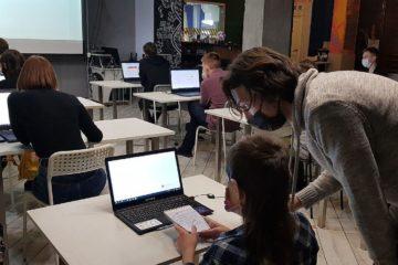 В норильском «IT-Кубе» пишут первый код