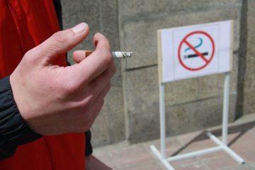 На Таймыре штрафуют курильщиков
