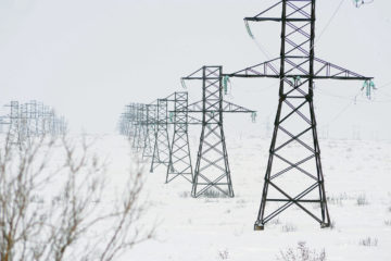 Для рудников Талнаха провели новую линию электропередачи