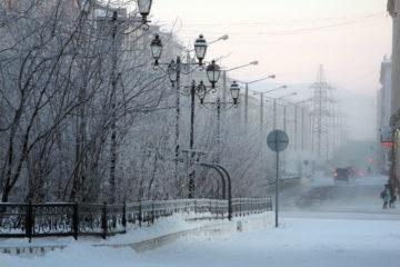 Норильску выдали паспорт готовности к отопительному сезону
