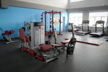 В Дудинке открыли новый спортивно-оздоровительный комплекс