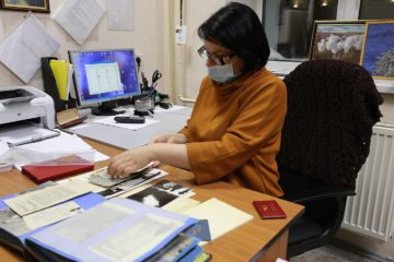 Коллекция норильского музея пополнилась новыми экспонатами