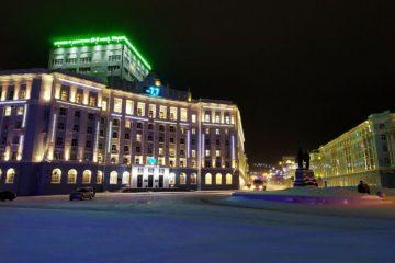 Начало декабря в Норильске ожидается теплым