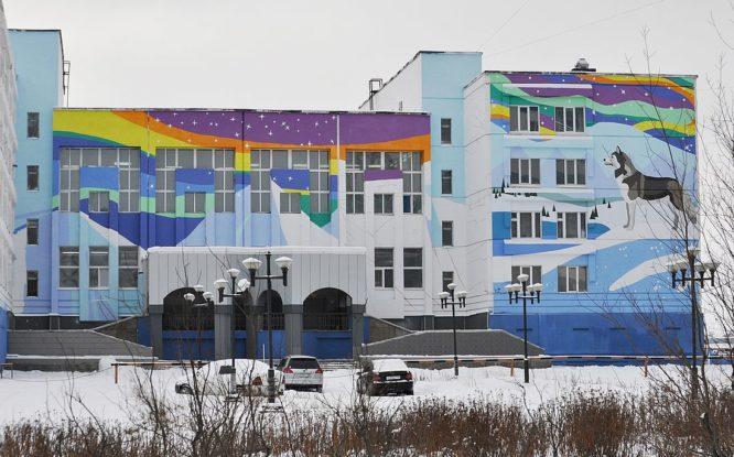 В Норильске подбирают подходящие для северных условий фасадные облицовки