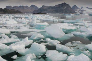Ученые назвали главную причину таяния льдов в Арктике