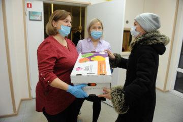 Благотворительные подарки к Новому году подготовил норильский предприниматель