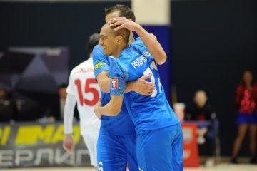 МФК «Норильский никель» победил в первом матче на новой домашней площадке