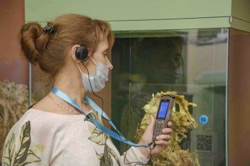 В Таймырском краеведческом музее появились аудиогиды