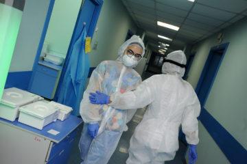 Пандемия обошлась Красноярскому краю в 8 миллиардов рублей