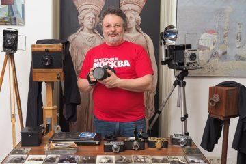 Норильчанам расскажут о фотоделе и покажут коллекцию старинных фотокамер